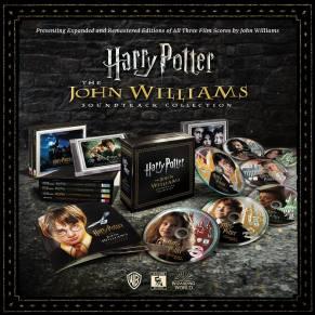 LLLCD - John Williams Harry Potter collection