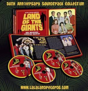 LLLCD - Land of the Giants deluxe
