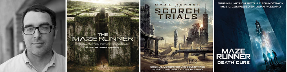 Maze runner OST banner