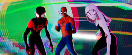 Into The Spiderverse image