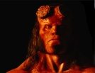 hellboy closeup