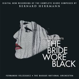 Quartet BrideWoreBlack newrecording