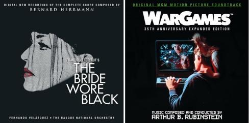Quartet BrideWoreBlack & WarGames