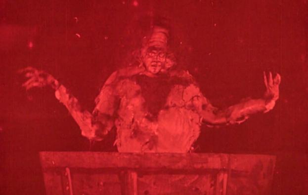 1910 frankenstein creation of the monster