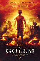 _the golem poster