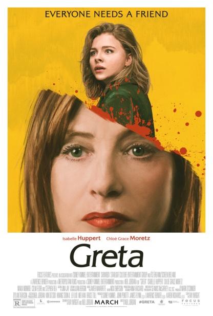 Greta one sheet
