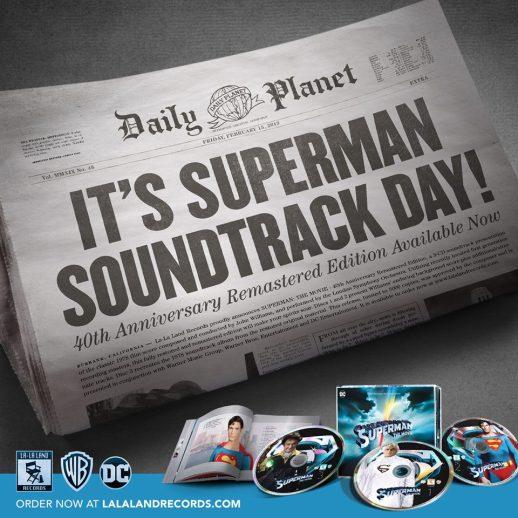 LLL Superman 3CD
