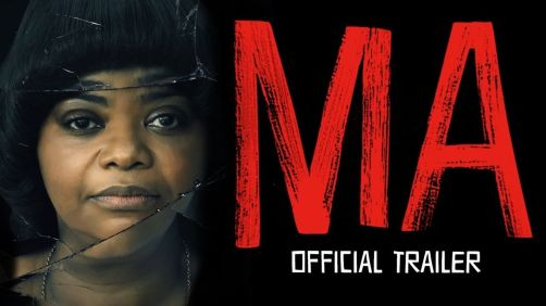 MA poster Octavia Spencer