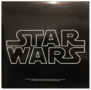 orig STAR WARS 1977 OST LP