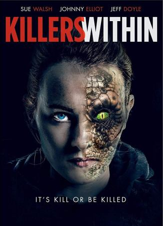 Killers Within DVD art