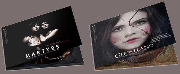 _MARYRS & GHOSTLAND cds