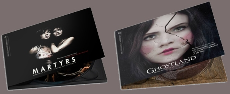 _MARYRS & GHOSTLAND cds