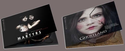 MARYRS & GHOSTLAND cds