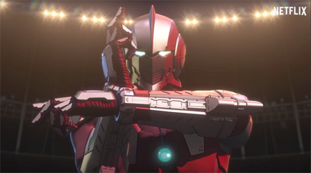 Netflix Ultraman horiz image