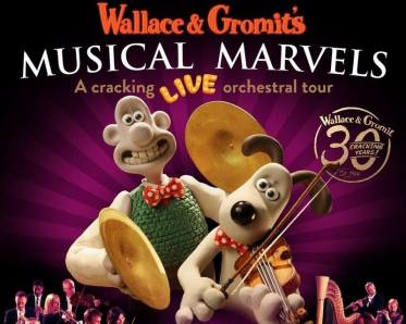 Wallace & Gromit Musical concert