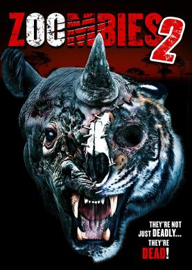Zoombies 2 poster