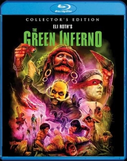 Green Inferno SE BD