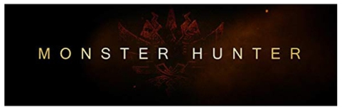 _Monster Hunter teaser poster brightened