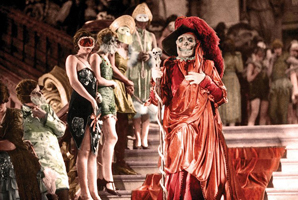_1925 Phantom - Masque scene