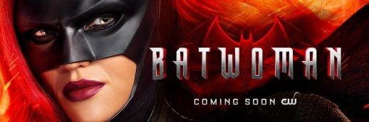 Batwoman WIDE promo banner