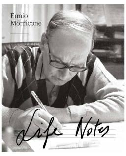 Ennio-Morricone-life-notes-book