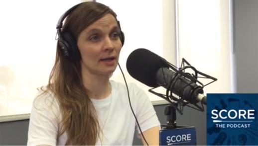 Hildur Guðnadóttir intvw for On Score