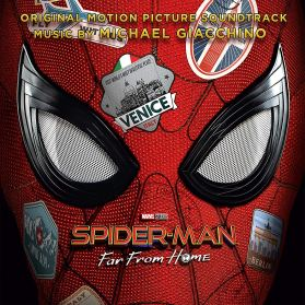 spider-man-far-from-home CD