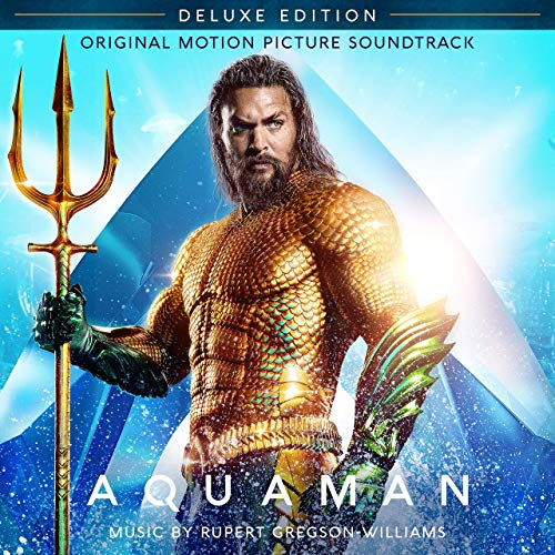 AQUAMAN expanded OST