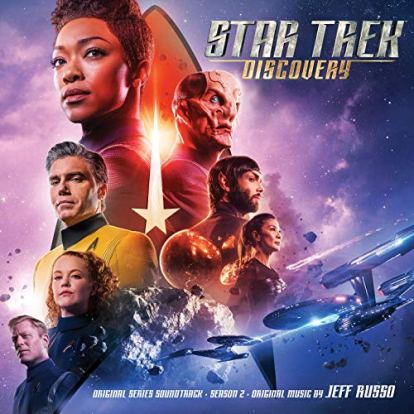 ST Discovery S2 OST