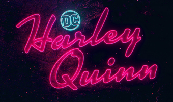 _Harley Quinn logo image