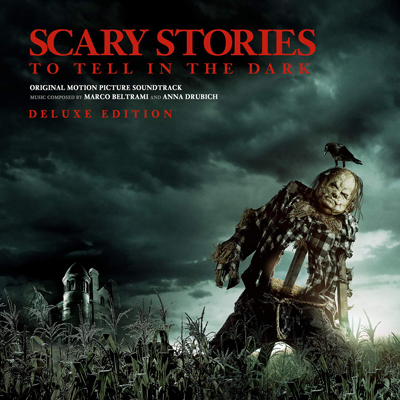 Scary Stories To Tell in the Dark CD Ost