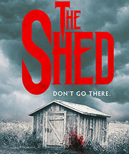 _THE SHED poster