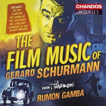Film Music of Schurmann Chandos CD