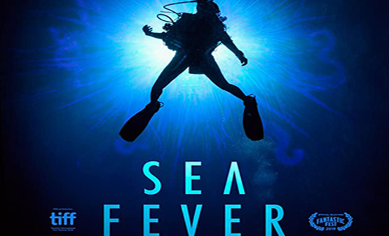 SEA FEVER poster crop