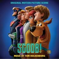 SCOOB! album cover