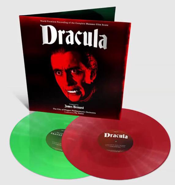 _SilvaDracula vinyl