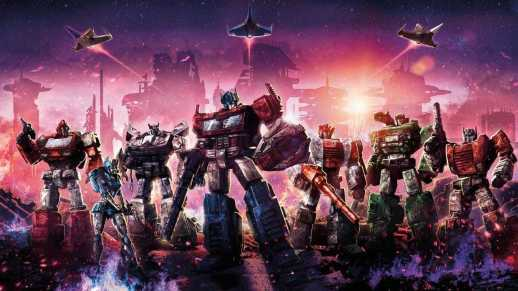 Transformers War for Cybertron Trilogy wide image