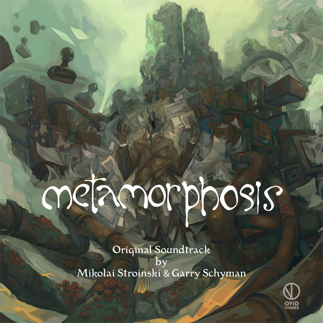 _Metamorphosis Cover