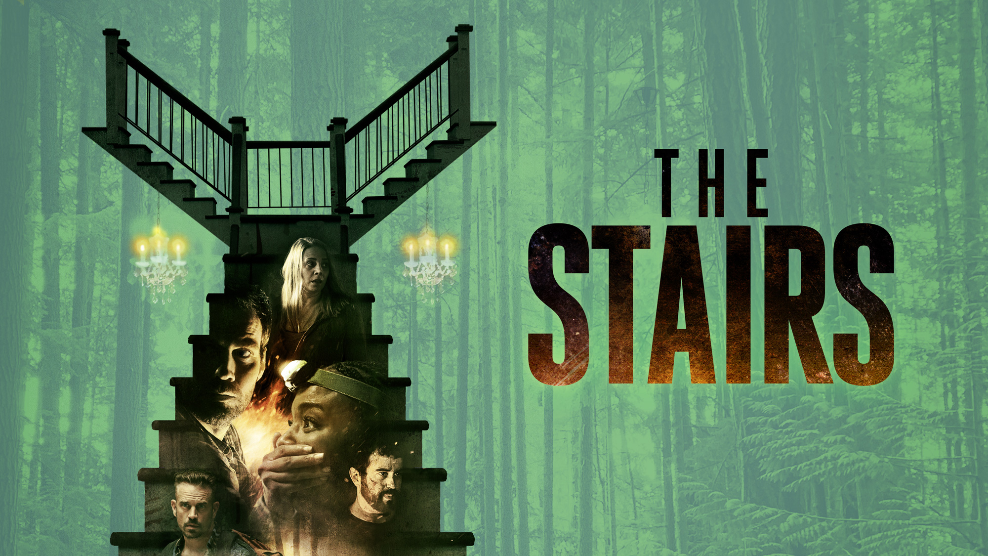 THE STAIRS poster image